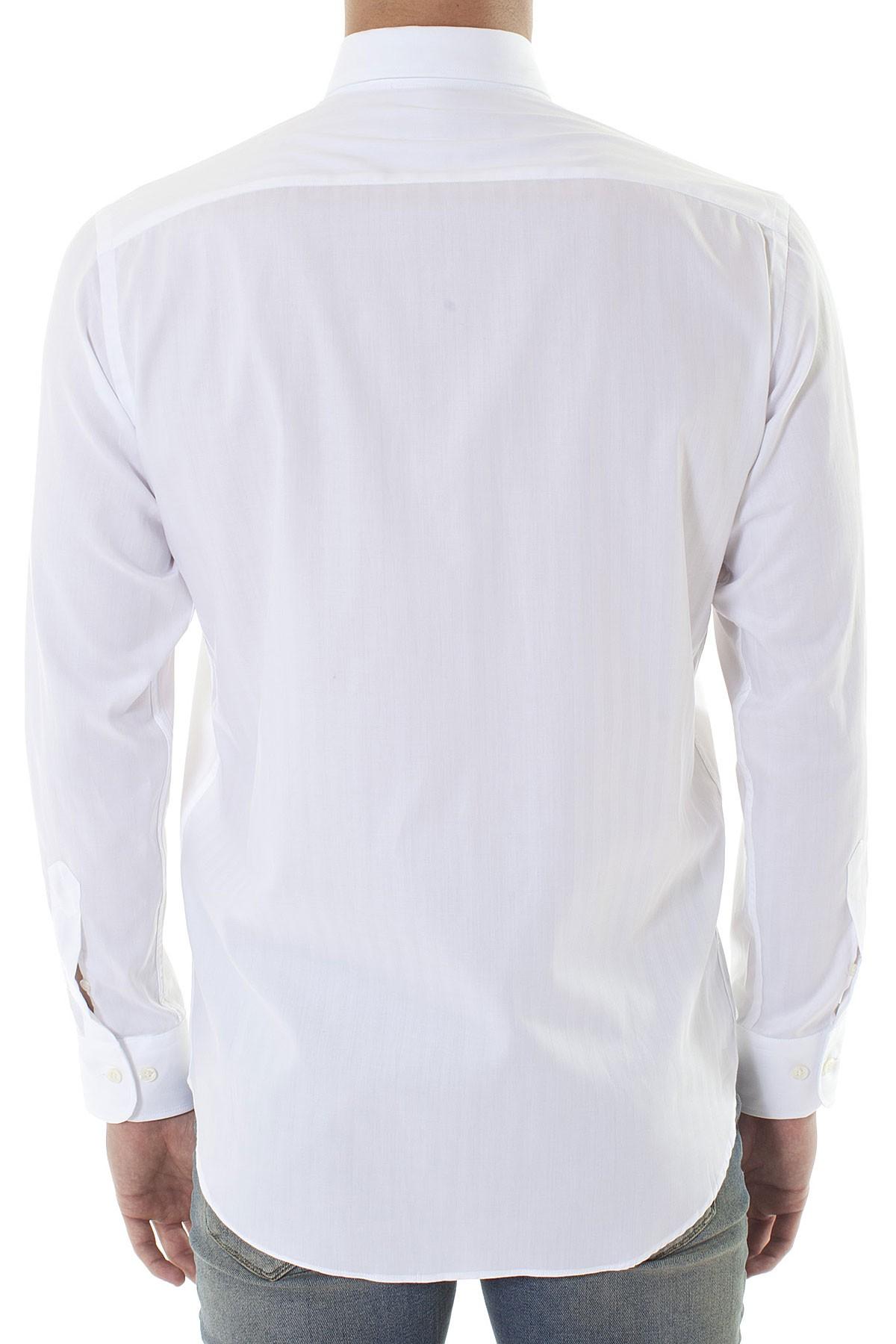 Etro white shirt for men rione fontana for Etro men s shirts