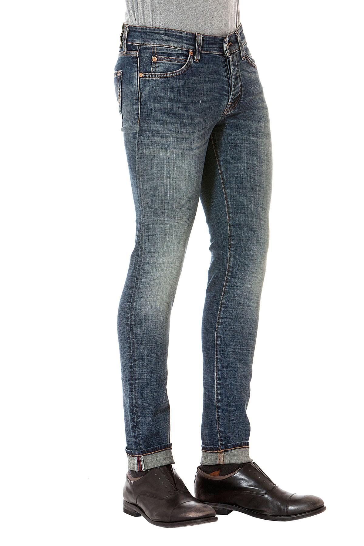 ROY ROGERu0026#39;S Jeans denim effetto slavato per uomo autunno inverno 14-15 - Rione Fontana