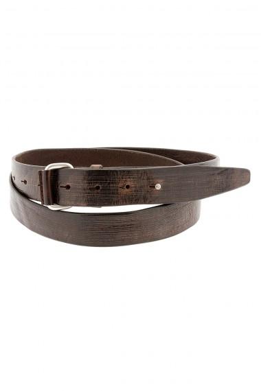 Cintura marrone effetto vintage per uomo P/E 2015 ORCIANI
