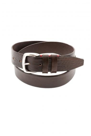 ELEVENTY Cintura marrone per uomo A/I 15-16