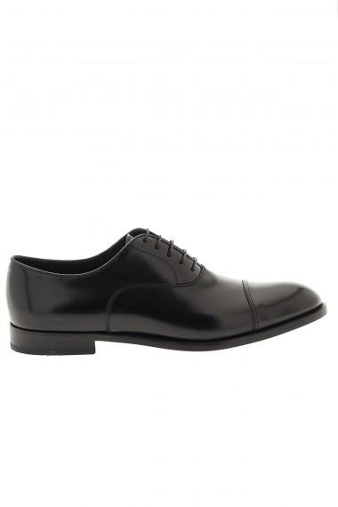 DOUCAL'S Scarpe nere per uomo P/E 16