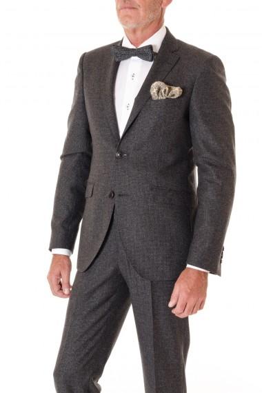 ETRO abito per uomo A/I 16-17 tessuto melange