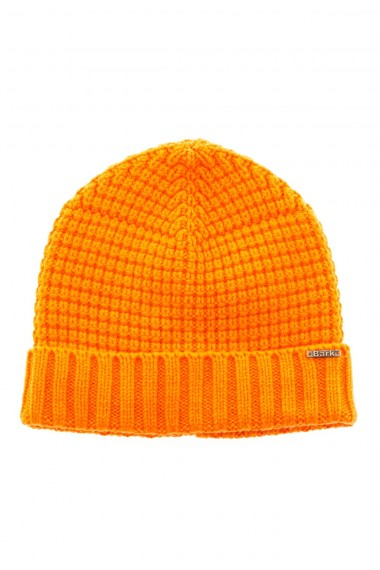 Berretto arancione BARK A/I 16-17 in misto lana