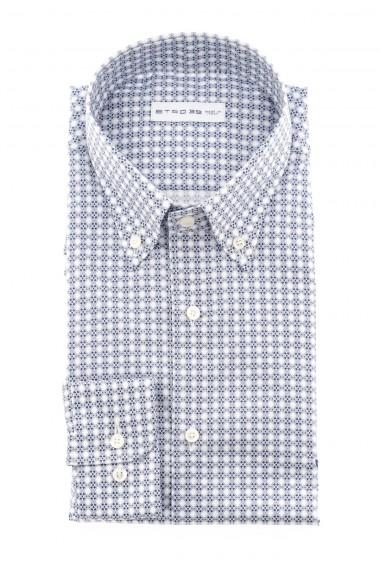 Camicia con disegni geometrici A/I 16-17 per uomo ETRO