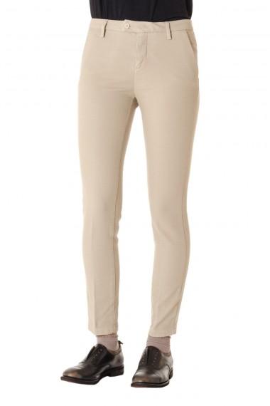 Pantalone MICHAEL COAL donna A/I 16-17 beige