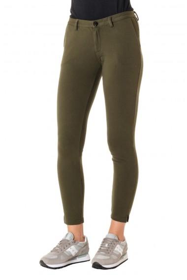 A/I 16-17 Pantalone sportivo donna SUN68 verde