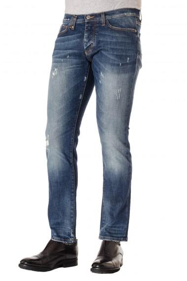 Jeans uomo effetto used PAOLO PECORA A/I 16-17