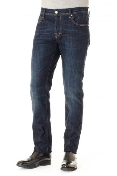 TRAMAROSSA Jeans denim per uomo A/I 16-17
