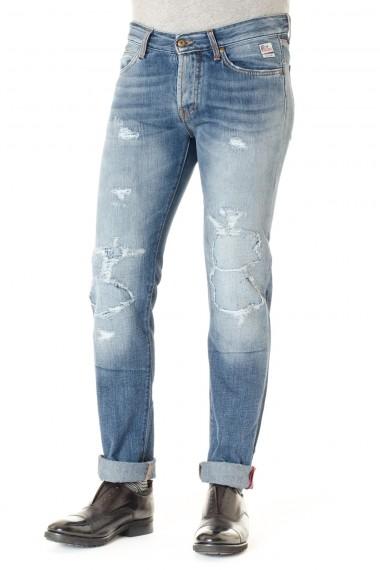 A/I 16-17 Jeans per uomo ROY ROGER'S denim con strappi