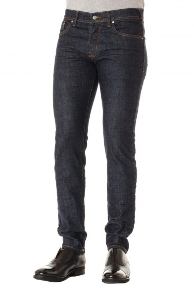 BRIAN DALES Jeans uomo A/I 16-17 denim scuro