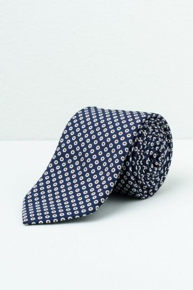 Cravatta FRANCO BASSI blu P/E17