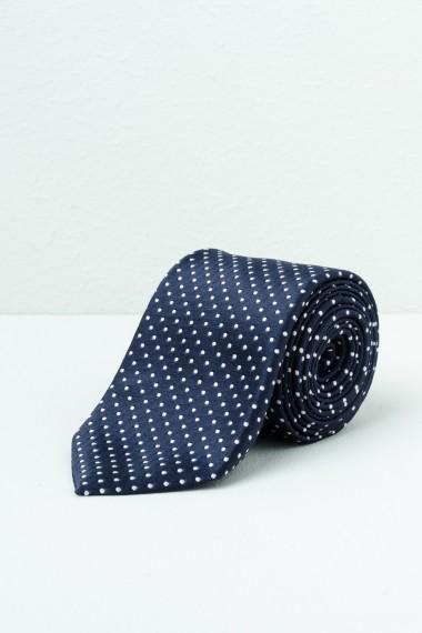 Cravatta FRANCO BASSI blu scuro P/E17