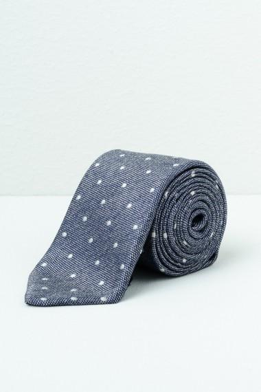 Cravatta LARDINI blu P/E17