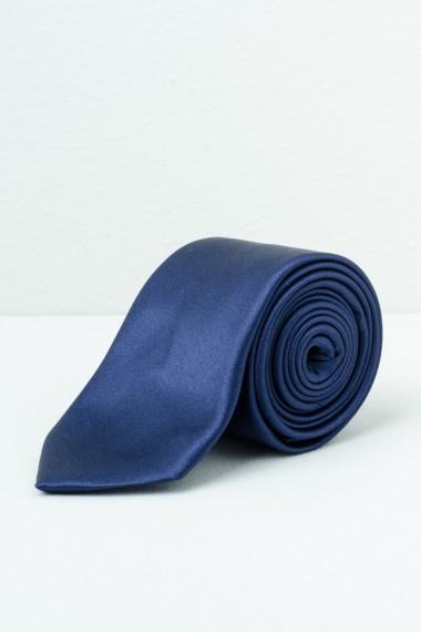 Cravatta RIONE FONTANA blu P/E17