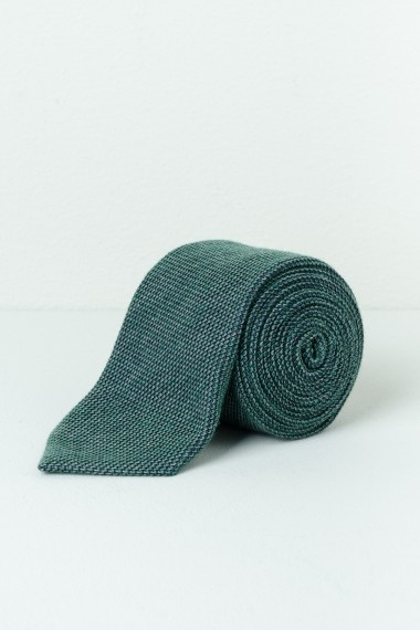 Cravatta RODA verde P/E17