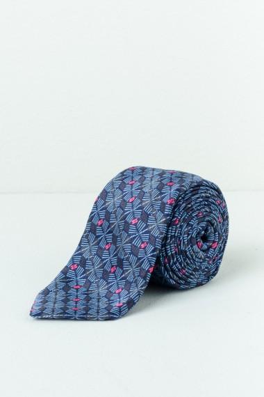 Cravatta ETRO blu / azzurro / rosa P/E17