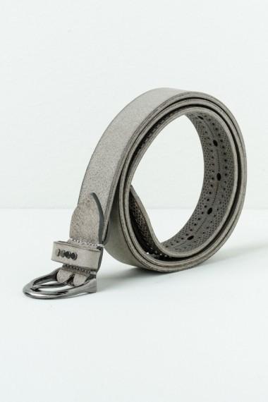 Cintura RIONE FONTANA grigio chiaro P/E17