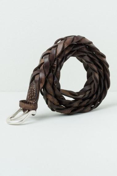 Cintura RIONE FONTANA Marrone P/E17