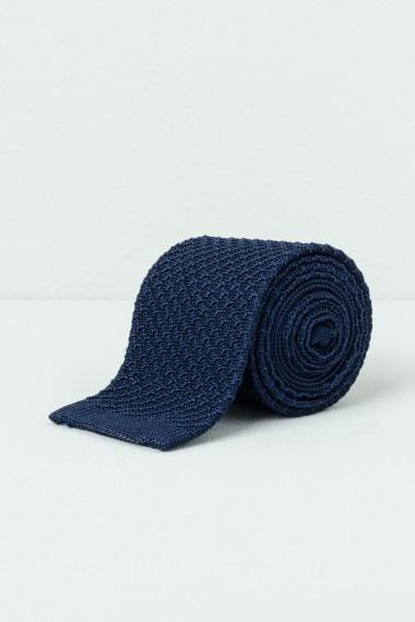 Cravatta RIONE FONTANA Blu notte P/E17