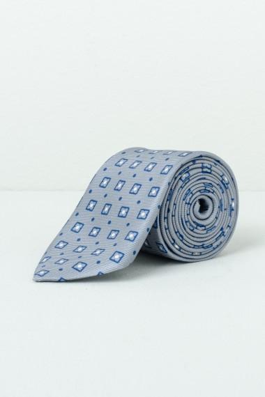 Cravatta RIONE FONTANA Grigio P/E17