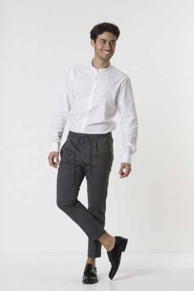 Pantaloni per uomo PAOLO PECORA A/I 17/18