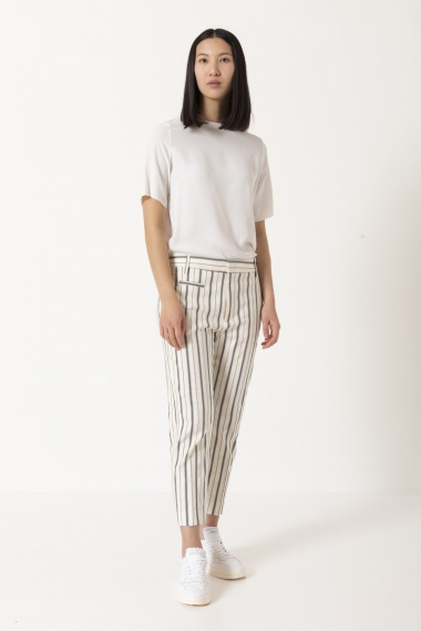 Trousers for woman DONDUP S/S 21