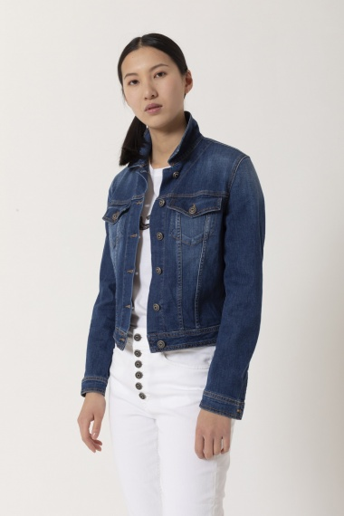 Jacket for woman DONDUP S/S 21