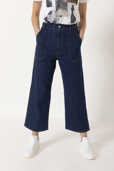 Jeans for woman FAY S/S 21