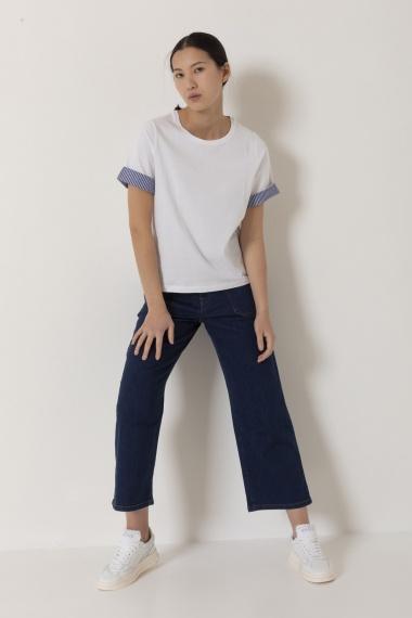 T-shirt per donna FAY P/E 21