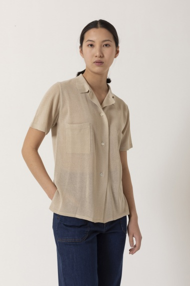Shirt for woman ALPHA S/S 21