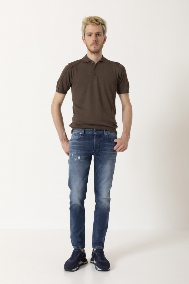 Jeans for man RE-HASH S/S 21