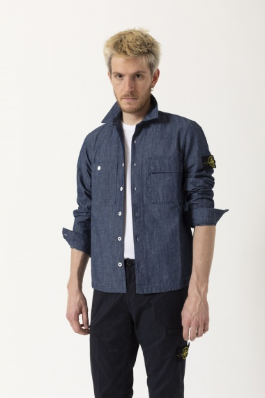 Shirt for man STONE ISLAND S/S 21