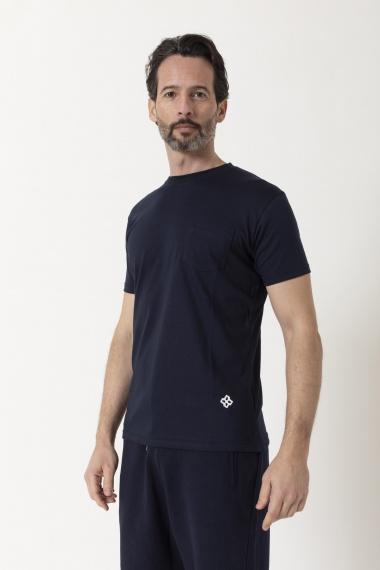 T-shirt for man TAGLIATORE S/S 21