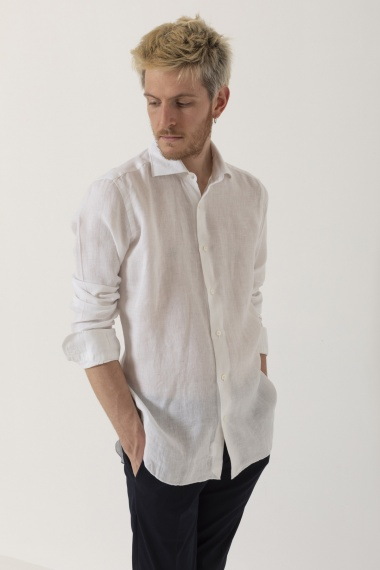 Camicia per uomo BARBA P/E 21