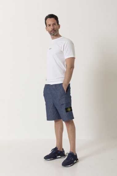 Bermuda for man STONE ISLAND S/S 21