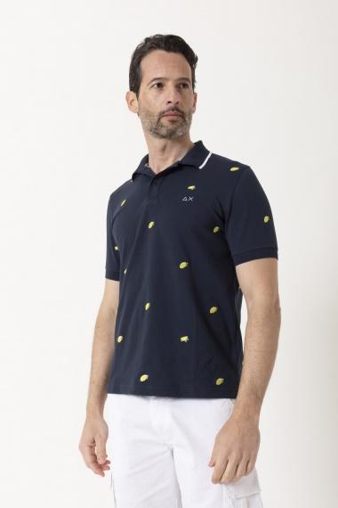 Polo for man SUN68 S/S 21