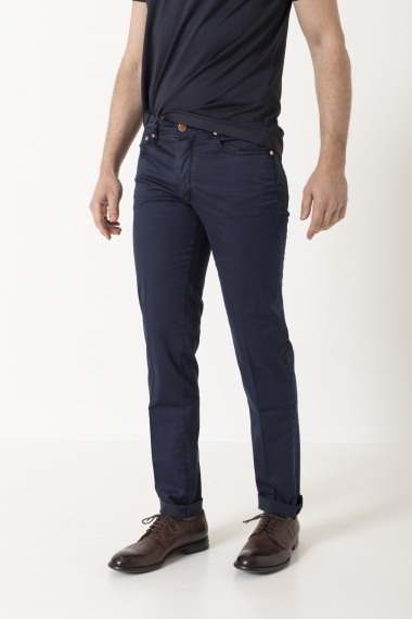 Trousers for man BARBA S/S 21