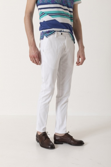 Trousers for man MICHEAL COAL S/S 21