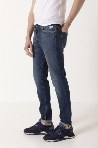 Jeans for man ROY ROGER'S S/S 21