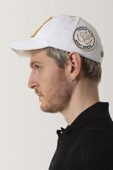 Cappello per uomo MC2 SAINT BARTH P/E 21