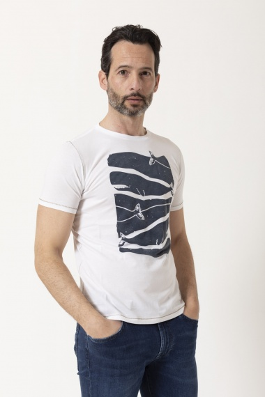 T-shirt for man CHARAPA S/S 21