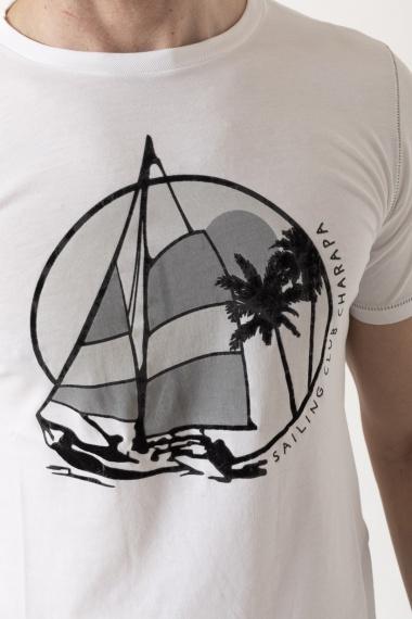 T-shirt per uomo CHARAPA P/E 21