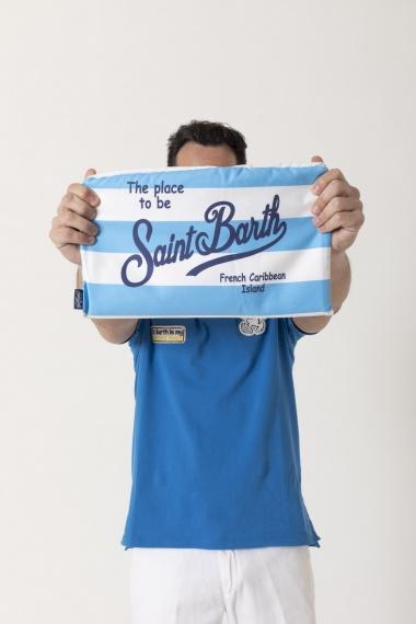 Beach towel for man MC2 SAINT BARTH S/S 21