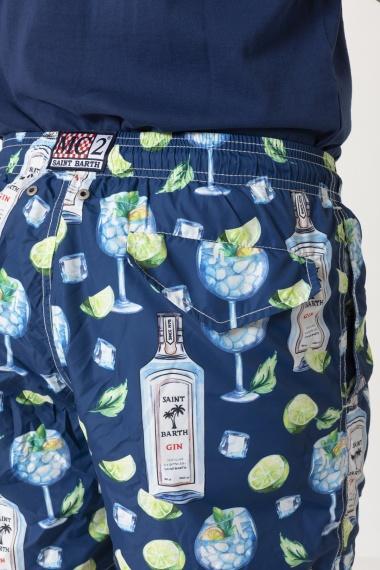 Swim shorts for man MC2 SAINT BARTH S/S 21