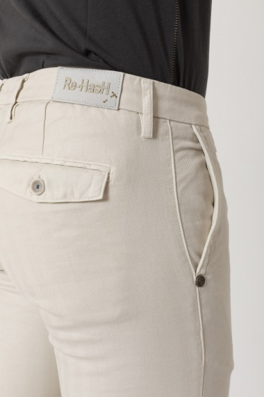 Trousers for man RE-HASH S/S 21