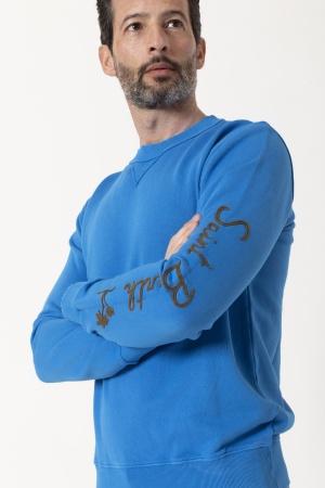 Sweatshirt for man MC2 SAINT BARTH S/S 21