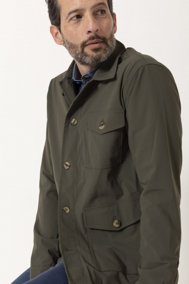 Jacket for man TRAIANO S/S 21