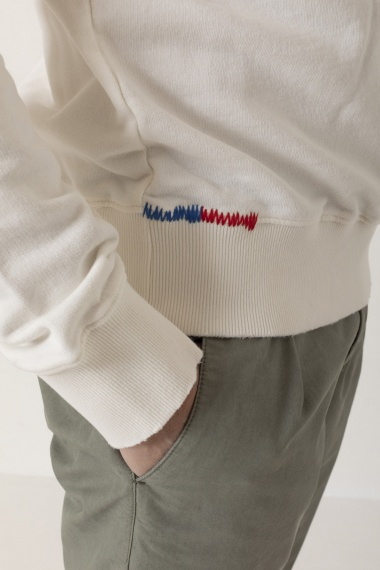 Sweatshirt for man MC2 SAINT BARTH P/E 21