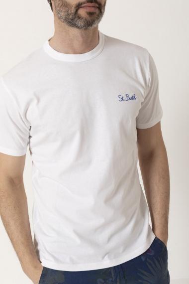 T-shirt per uomo MC2 SAINT BARTH P/E 21