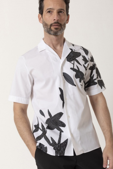 Shirt for man PAOLO PECORA S/S 21